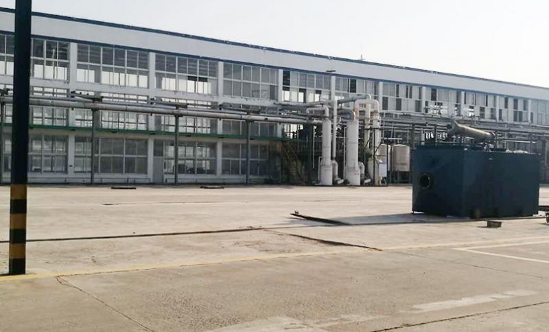 14二氧六环生产厂房