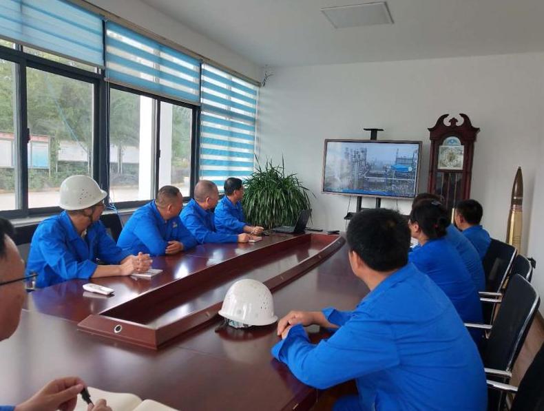 N-甲基吗啉厂家2020年生产班组安全活动的计划